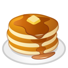 Pancakes Emoji on Google Android and Chromebooks