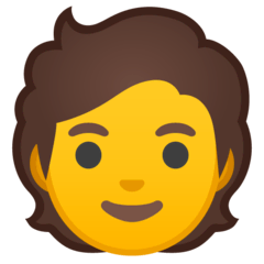 Person Emoji on Google Android and Chromebooks