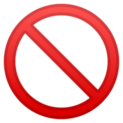 Prohibited Emoji on Google Android and Chromebooks