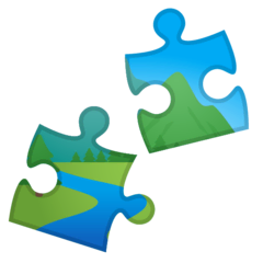 Puzzle Piece Emoji on Google Android and Chromebooks