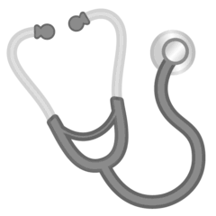 Stethoscope Emoji on Google Android and Chromebooks