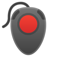 Trackball Emoji on Google Android and Chromebooks