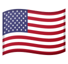United States Emoji on Google Android and Chromebooks