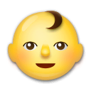 Baby Emoji on LG Phones