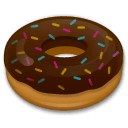 Doughnut Emoji on LG Phones