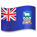 Falkland Islands Emoji on LG Phones