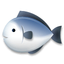 Fish Emoji on LG Phones