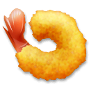 Fried Shrimp Emoji on LG Phones