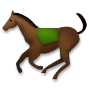 Horse Emoji on LG Phones