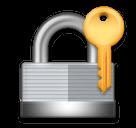 Locked With Key Emoji on LG Phones