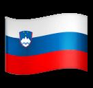 Slovenia Emoji on LG Phones