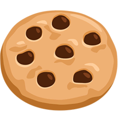 Cookie Emoji in Messenger