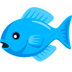 Fish Emoji in Messenger