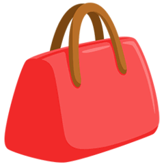 Handbag Emoji in Messenger