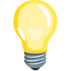 Light Bulb Emoji — Meaning, Copy & Paste Sun And Light Bulb Emoji
