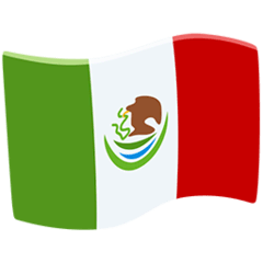 Mexico Emoji in Messenger