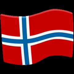 Norway Emoji in Messenger