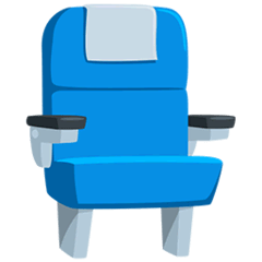 Seat Emoji in Messenger