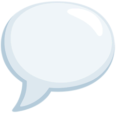 💬 Speech Balloon Emoji — Meaning, Copy & Paste