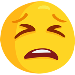 Tired Face Emoji Meaning Copy Amp Paste