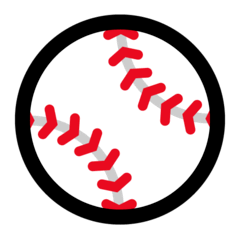 Baseball Emoji on Windows