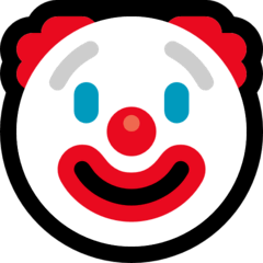 🤡 Clown Face Emoji — Meaning, Copy & Paste