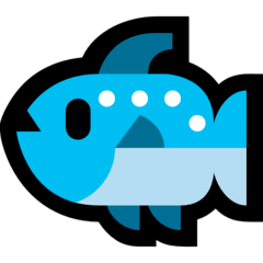 Fish Emoji on Windows