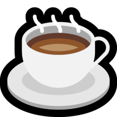 ☕ Hot Beverage Emoji — Meaning, Copy & Paste, Combinations ☕➡️😋