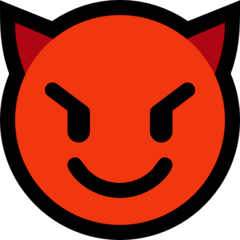 😈 Smiling Face With Horns Emoji — Meaning, Copy & Paste