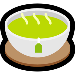 Teacup Without Handle Emoji on Windows