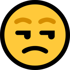 😒 Unamused Face Emoji — Meaning, Copy & Paste