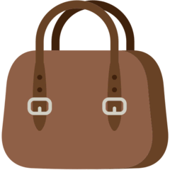 Handbag Emoji in Mozilla Browser