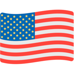 United States Emoji in Mozilla Browser