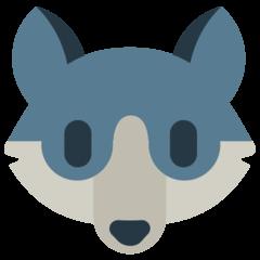 Wolf Emoji in Mozilla Browser