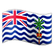 British Indian Ocean Territory Emoji on Samsung Phones