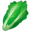 Leafy Green Emoji on Samsung Phones