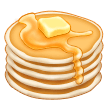 Pancakes Emoji on Samsung Phones