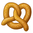 Pretzel Emoji on Samsung Phones