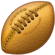 Rugby Football Emoji on Samsung Phones