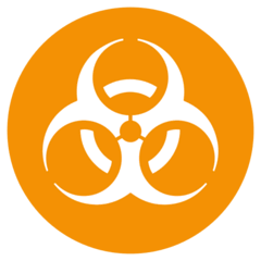Biohazard Emoji on Twitter