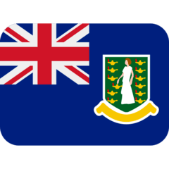 British Virgin Islands Emoji on Twitter