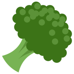 Broccoli Emoji on Twitter