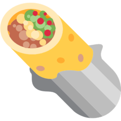 Burrito Emoji on Twitter