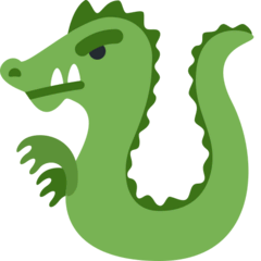 Dragon Emoji on Twitter