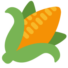 Ear of Corn Emoji on Twitter