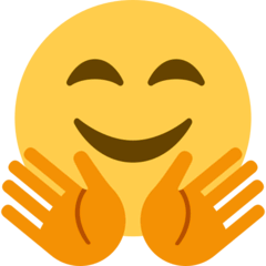 Hugging Face Emoji on Twitter