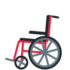 Manual Wheelchair Emoji on Twitter