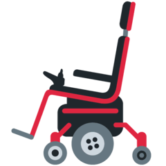 Motorized Wheelchair Emoji on Twitter