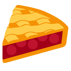 Pie Emoji on Twitter