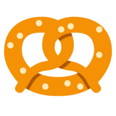 Pretzel Emoji on Twitter